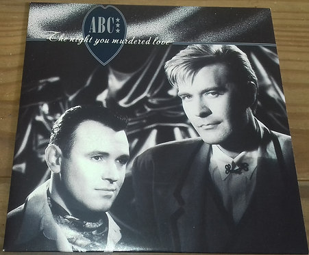 "ABC - The Night You Murdered Love (7"", Single, Pap) (Neutron Records, Neutron Re"