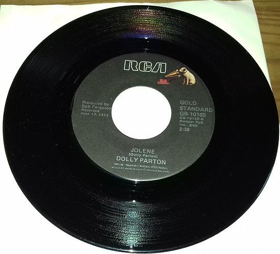 "Dolly Parton - Jolene (7"", Single, RE) (RCA)"