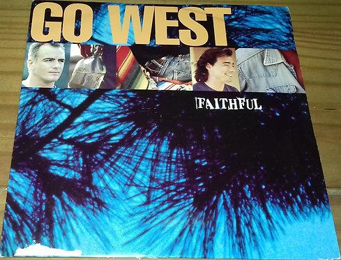 """Go West - Faithful (7"""", Single) (Chrysalis, Chrysalis, Chrysalis)"""