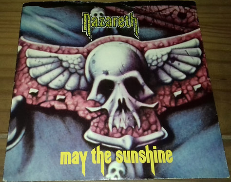 "Nazareth  - May The Sunshine (7"", Single, Gre) (Mountain)"