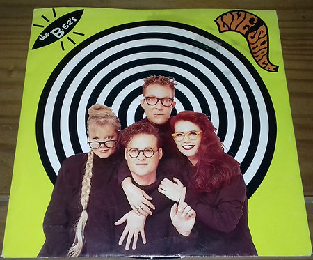 "The B-52's - Love Shack (7"", EP, Single, S/Edition, Sol) (Reprise Records, Repri"