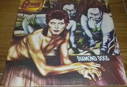 David Bowie - Diamond Dogs (LP, Album) (RCA Victor)