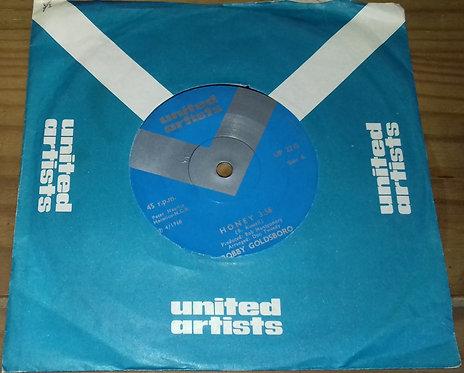 """Bobby Goldsboro - Honey (7"""", Sol) (United Artists Records)"""