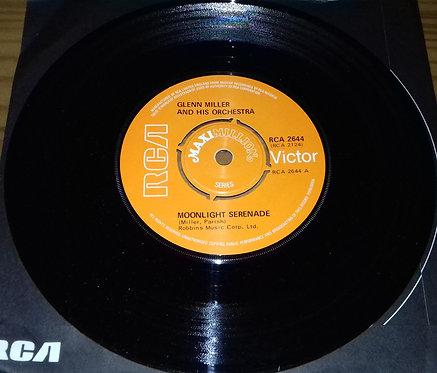 "Glenn Miller And His Orchestra - Moonlight Serenade (7"", Maxi) (RCA Victor, RCA"