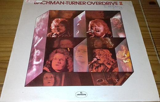 Bachman-Turner Overdrive - Bachman-Turner Overdrive II (LP, Album) (Mercury)