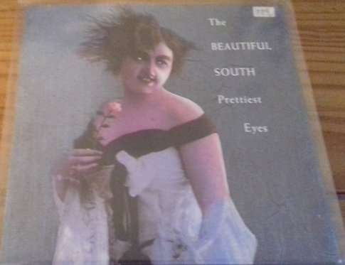 "The Beautiful South - Prettiest Eyes (7"", Single) (Go! Discs, Go! Discs)"
