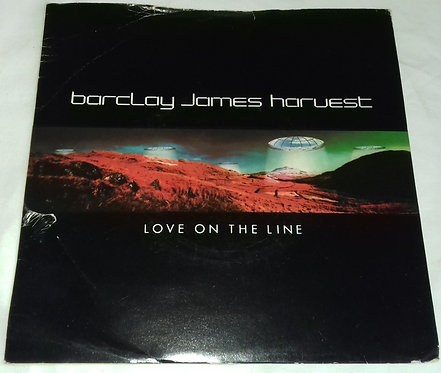 "Barclay James Harvest - Love On The Line (7"", Single) (Polydor)"