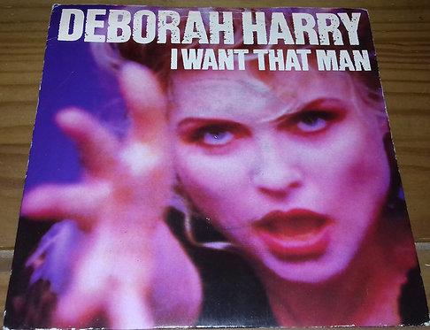 "Deborah Harry - I Want That Man (7"", Single) (Chrysalis)"