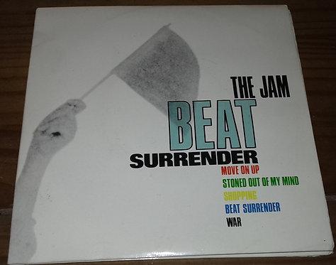 "The Jam - Beat Surrender (2x7"", Gat) (Polydor)"