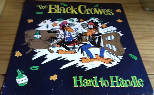 "The Black Crowes - Hard To Handle (12"", Single) (Def American Recordings, Def Am"