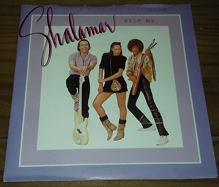 "Shalamar - I Can Make You Feel Good / Help Me (7"", Pri) (Solar, Solar, Solar)"