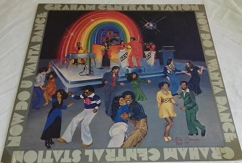 Graham Central Station - Now Do U Wanta Dance (LP, Album, Gol) (Warner Bros. Re