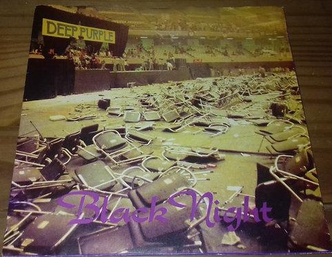 """Deep Purple - Black Night (7"""", Single, RE) (Harvest)"""