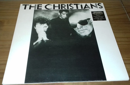 The Christians - The Christians (LP, Album, Gat) (Island Records)