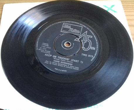 "Eddie Kendricks - Keep On Truckin' (7"", Single) (Tamla Motown)"