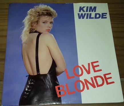 "Kim Wilde - Love Blonde (7"", Single, Kno) (RAK)"