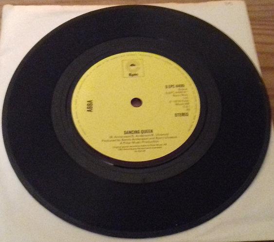 "ABBA - Dancing Queen (7"", Single, Yel) (Epic)"