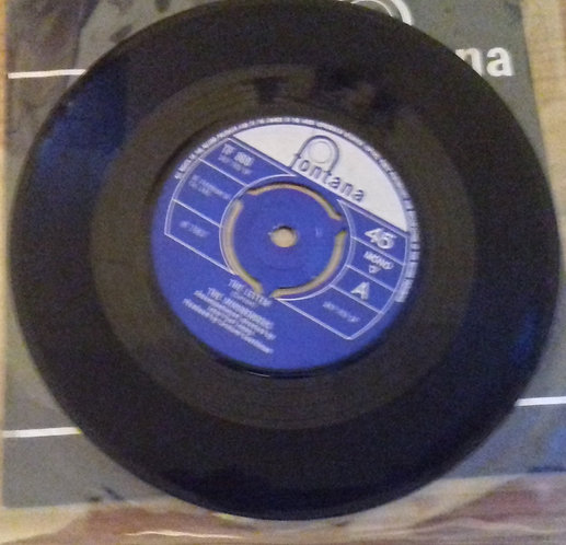 "The Mindbenders - The Letter (7"", Single) (Fontana)"