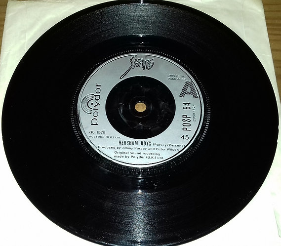 "Sham 69 - Hersham Boys (7"", Single) (Polydor, Polydor)"