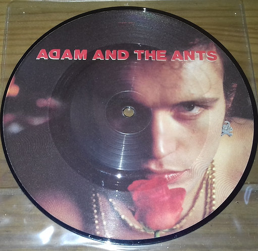 """Adam And The Ants - Goody Two Shoes (7"""", Single, Pic) (CBS)"""