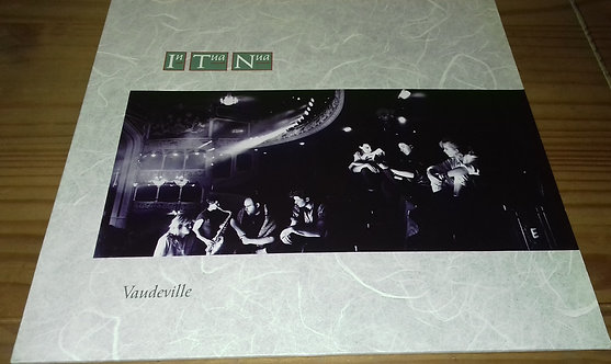 In Tua Nua - Vaudeville (LP, Album) (Virgin)