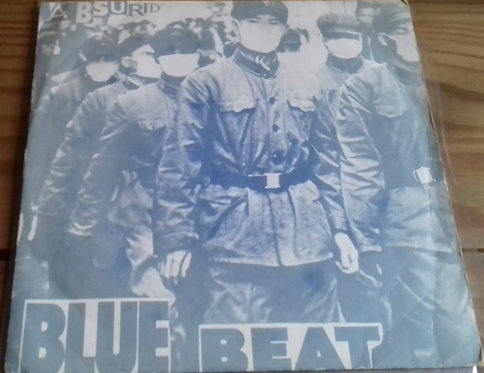 "Cairo  - I Like Bluebeat (7"", Single) (Absurd Records)"