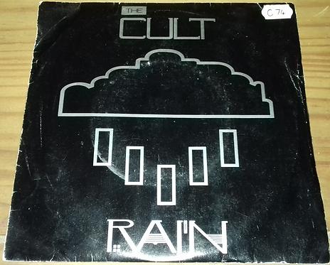 "The Cult - Rain (7"", Single) (Beggars Banquet)"