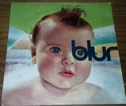 """Blur - There's No Other Way (7"""", Single, Pap) (Food)"""