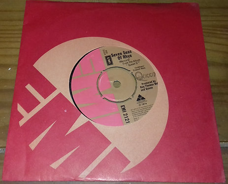 """Queen - Seven Seas Of Rhye (7"""", Single) (EMI)"""