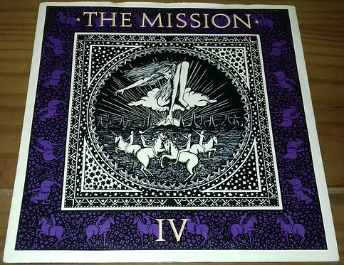 "The Mission - IV (7"", Single, Sil) (Mercury, Mercury)"