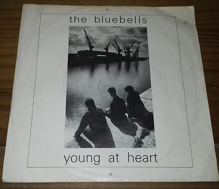 """The Bluebells - Young At Heart (7"""", Single) (London Records)"""