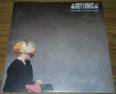 "Eurythmics - Here Comes The Rain Again (7"", Single) (RCA, RCA)"