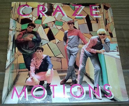 "Craze - Motions (7"", RE) (Harvest)"