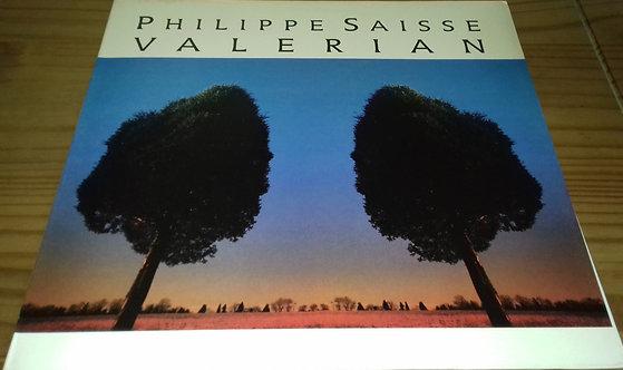 Philippe Saisse - Valerian (LP, Album) (Windham Hill Records)