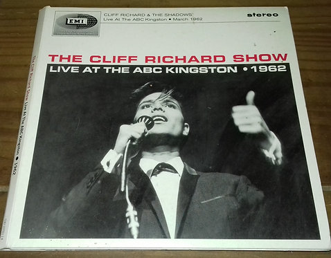 Cliff Richard And The Shadows* - The Cliff Richard Show (Live At The ABC Kingsto