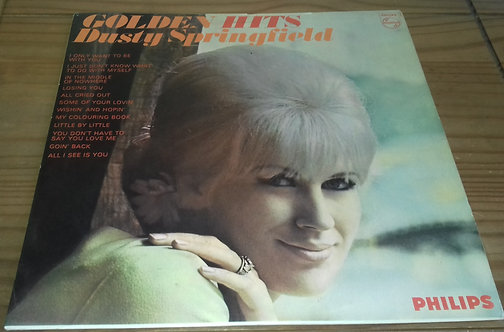 Dusty Springfield - Golden Hits (LP, Comp, Mono) (Philips, Philips)