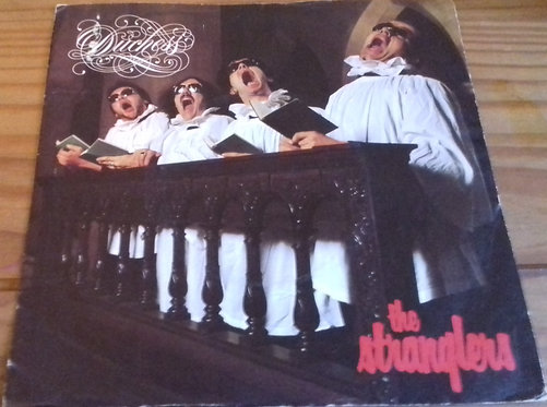 """The Stranglers - Duchess (7"""", Single) (United Artists Records)"""