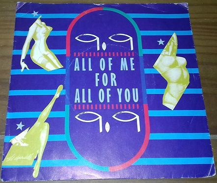 """9.9 - All Of Me For All Of You (7"""") (RCA)"""