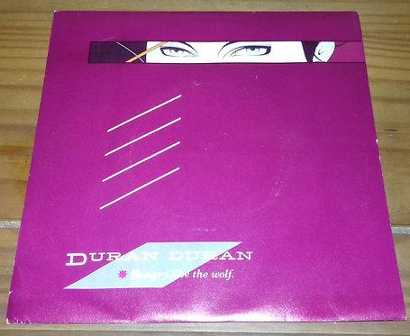 "Duran Duran - Hungry Like The Wolf (7"", Single, Pus) (EMI)"