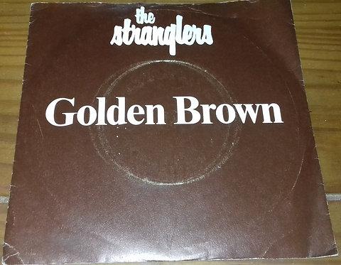 "The Stranglers - Golden Brown (7"", Single, Whi) (Liberty, Liberty)"