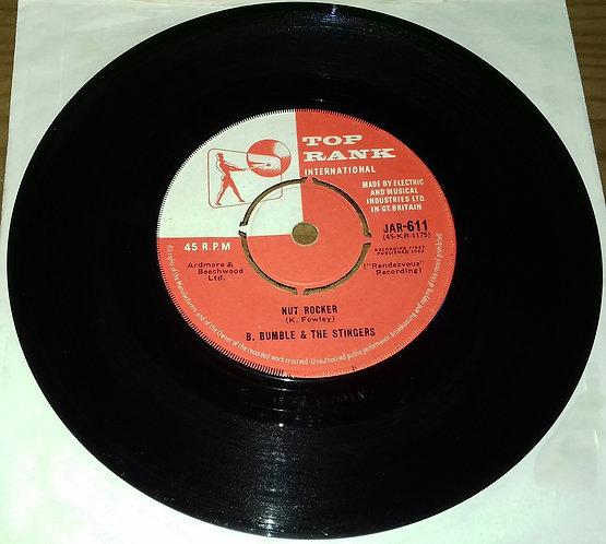 "B. Bumble & The Stingers - Nut Rocker (7"", Single) (Top Rank International)"