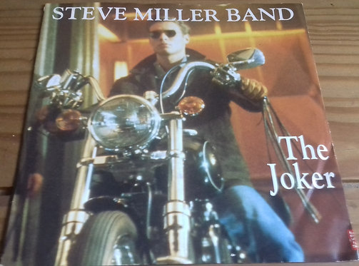 "Steve Miller Band - The Joker (7"", Single, Inj) (Capitol Records, Capitol Record"