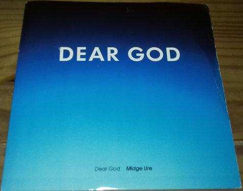 "Midge Ure - Dear God (7"", Single) (Chrysalis)"