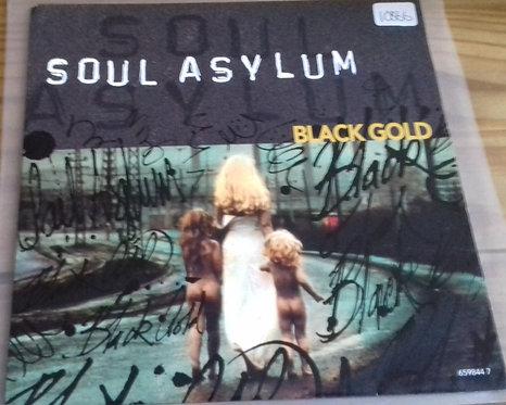 "Soul Asylum  - Black Gold (7"", Single) (Columbia)"