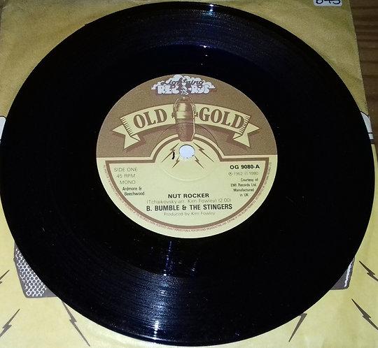 "B. Bumble & The Stingers - Nut Rocker / Bumble Boogie (7"", Single, Mono) (Old Go"