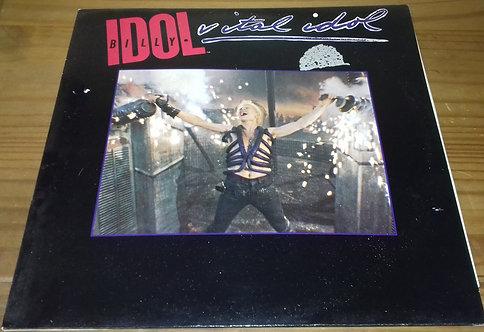 Billy Idol - Vital Idol (LP, Comp) (Chrysalis)