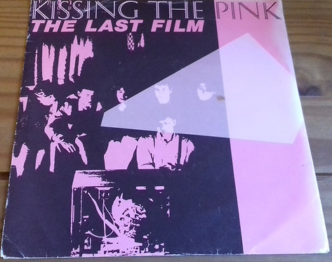 "Kissing The Pink - The Last Film (7"", Single) (Magnet (2), Magnet (2))"