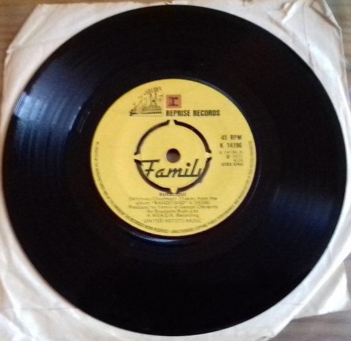 "Family  - Burlesque (7"", Single, Pus) (Reprise Records)"