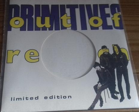 "The Primitives - Out Of Reach (7"", Single, Ltd) (RCA, RCA)"