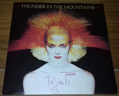 "Toyah - Thunder In The Mountains (7"", Single) (Safari Records)"
